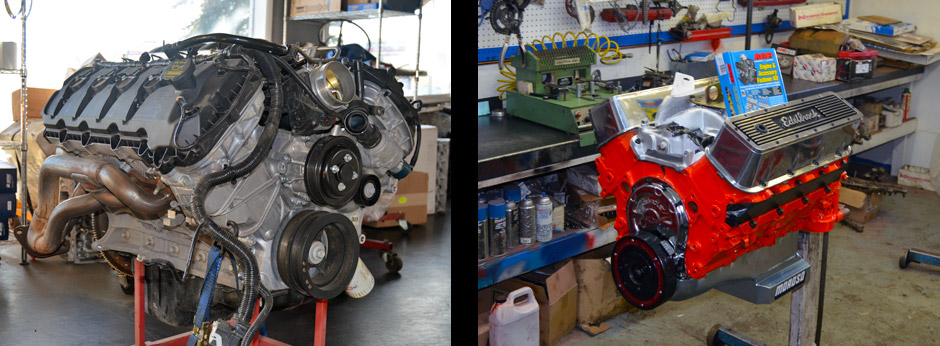 Fort Saskatchewan Engine Rebuilding